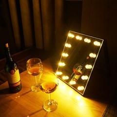 [Ldlab] 시크릿 LED 탁상용 거울_(1716284)