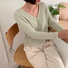 모노썸 cardigan (4color)