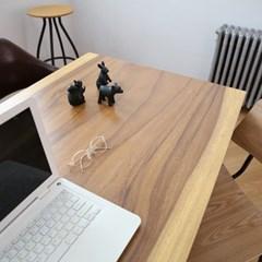 마르젤라 LPM 우드슬랩 테이블 겸 식탁 1200 MG07