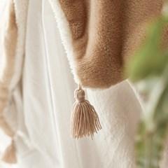 양털 극세사 담요 코지 - 6 colors