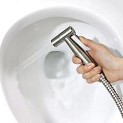 미리 욕실 스프레이건 변기샤워기 변기 화장실 청소