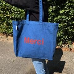 파리 편집샵 정품 메르시(Merci) Evasion 에코백 / 캔버스백