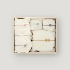 산도 2인 식기 혼수/선물세트 16P (3color)