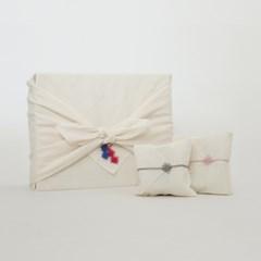 산도 4인 식기 혼수/선물세트 26P (3color)