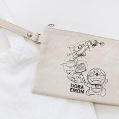 도라에몽 스케치 파우치