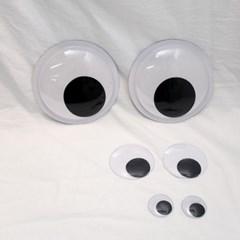 플리징 꾸미기 만들기 눈알 - 7.5cm