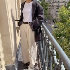 홀크비 jacket (2color)