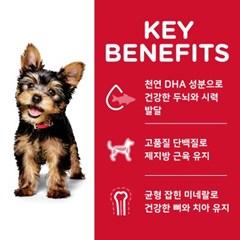 603830 강아지 스몰포 치킨 1세미만 1.5kg