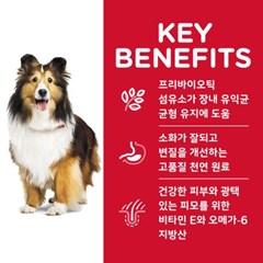 10115 강아지 센서티브 스토막 앤 스킨 1.8kg