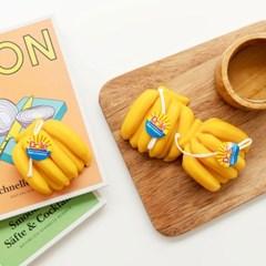 나한테 바나나 소이캔들 / 인테리어 감성소품 향초