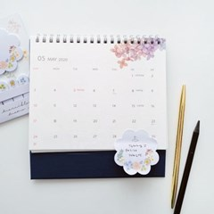 2020 MERCIBLOOM CALENDAR M