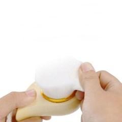 원목 클렌징 브러쉬 1개(색상랜덤)