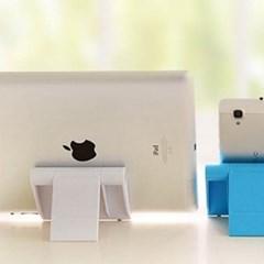 슬림 핸드폰 슬라이딩거치1개(색상랜덤)