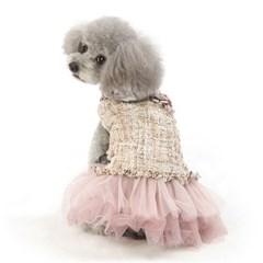 【ISPET】DR0158 드레스