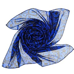 [플릭앤플록]ZU10.레오파드 여성 가을 스카프 머플러