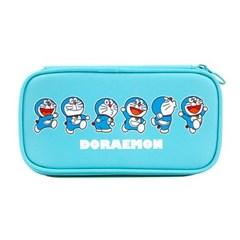 도라에몽 봉제필통-블루