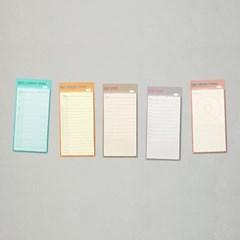 웨이브 스티키 - M (10types)