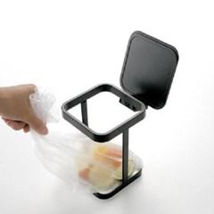 [아토소] 가정용 음식물 쓰레기통 음식물쓰레기봉투 거치대