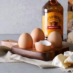 아카시아 우드 계란트레이