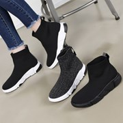 kami et muse 4.5cm tall up scoks fit knit sneakers_KM19w046