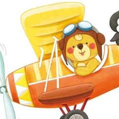 동물 비행기여행 DA-1901