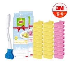 3M 크린스틱 핸들+리필1개 + 향기톡톡 27개 대박구성