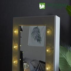 [우아미] 퍼블릭 LED 수납형 전신 거울_(1726399)