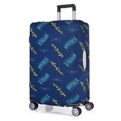 [Travel Mate] Voyage 캐리어커버 - 캠프 네이비