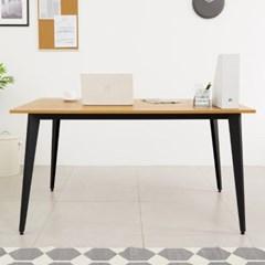 [e스마트] 철제 책상테이블 1200x800 디자인프레임_(11832998)