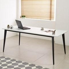 [e스마트] 철제 책상테이블 1600x600 디자인프레임_(11832996)