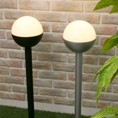 샤인볼라드(상향)-2색상(LED램프포함)