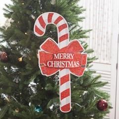 보드 지팡이 47cm 트리 소품 크리스마스 장식 TROMCG_(1503278)