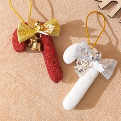 뉴미니지팡이7cm(2개입) 트리 크리스마스 장식 TROMCG_(1503272)