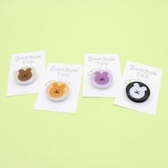 [한톨상점]반곰톡 4종