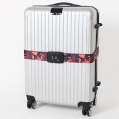 [TCUBE] TSA 3다이얼 여행가방 터짐방지 가방보호벨트 - 헤비메탈