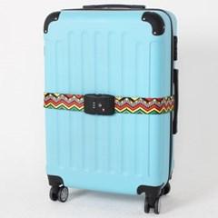 [TCUBE] TSA 3다이얼 여행가방 터짐방지 가방보호벨트 - 자메이카
