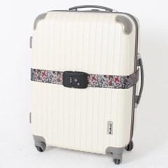 [TCUBE] TSA 3다이얼 여행가방 터짐방지 가방보호벨트 - 나비