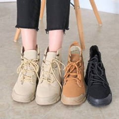 kami et muse Outdoor style tall up high top sneakers_KM19w063