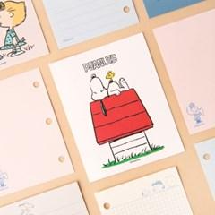 [Peanuts] 3공 노트_스누피