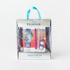 겨울왕국2 키즈 손목시계 팔찌 SET (블루)