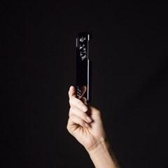lettering black case