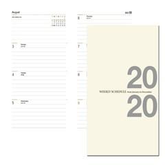 2020년 리필 내지 포켓월렛 미디엄 (4 Type) [L363]