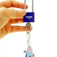 BT21 실리콘자물쇠