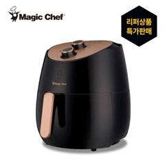 [리퍼] 매직쉐프 에어프라이어 (5L 기계식 블랙)