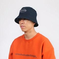 CORE BUCKET HAT-NAVY