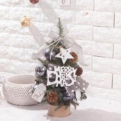 도트 리본 트리 45cmP 미니트리 크리스마스 TRHMES_(1511466)