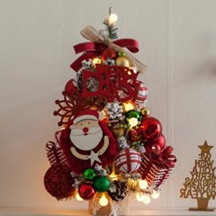 양모산타스노우트리45cmP 미니트리 크리스마스 TRHMES_(1511454)