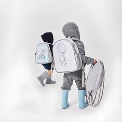 에피키즈 유아용 에픽버니 백팩 소풍가방 기저귀가방