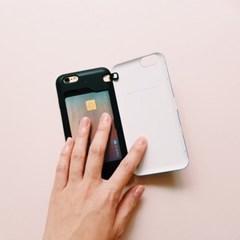 Anemone Love Pink 하드/카드범퍼케이스 (전기종)