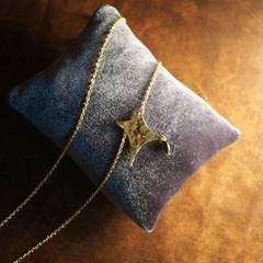 Star mini gemstone glasses chain